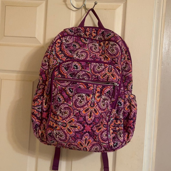 Vera Bradley big backpack
